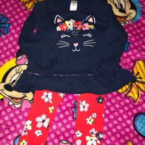 Carters size 2t adorable outfit